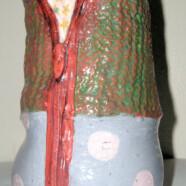 Fabric Mug (unzipping)