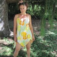 Dress from a Flower Fairy