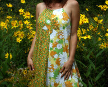 Dress for the garden
