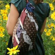 Necktie Shoulder Bag